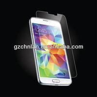 Factory price for samsung galaxy S5 anti-glare screen saver