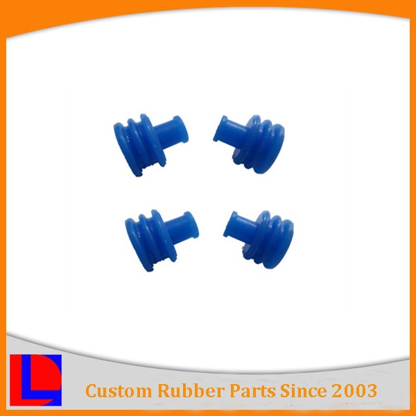 custom Newest rubber silicone waterproof stopper