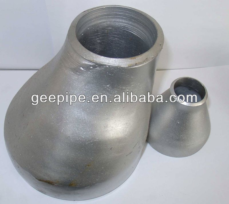 Carbon Steel Eccentric Pipe Reducer Dimensions