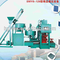 Cement Roof Tile Making Machine In