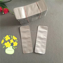 Al Plastic Bags Adhesive Aluminum Foil Press Adhesive Backed Bags