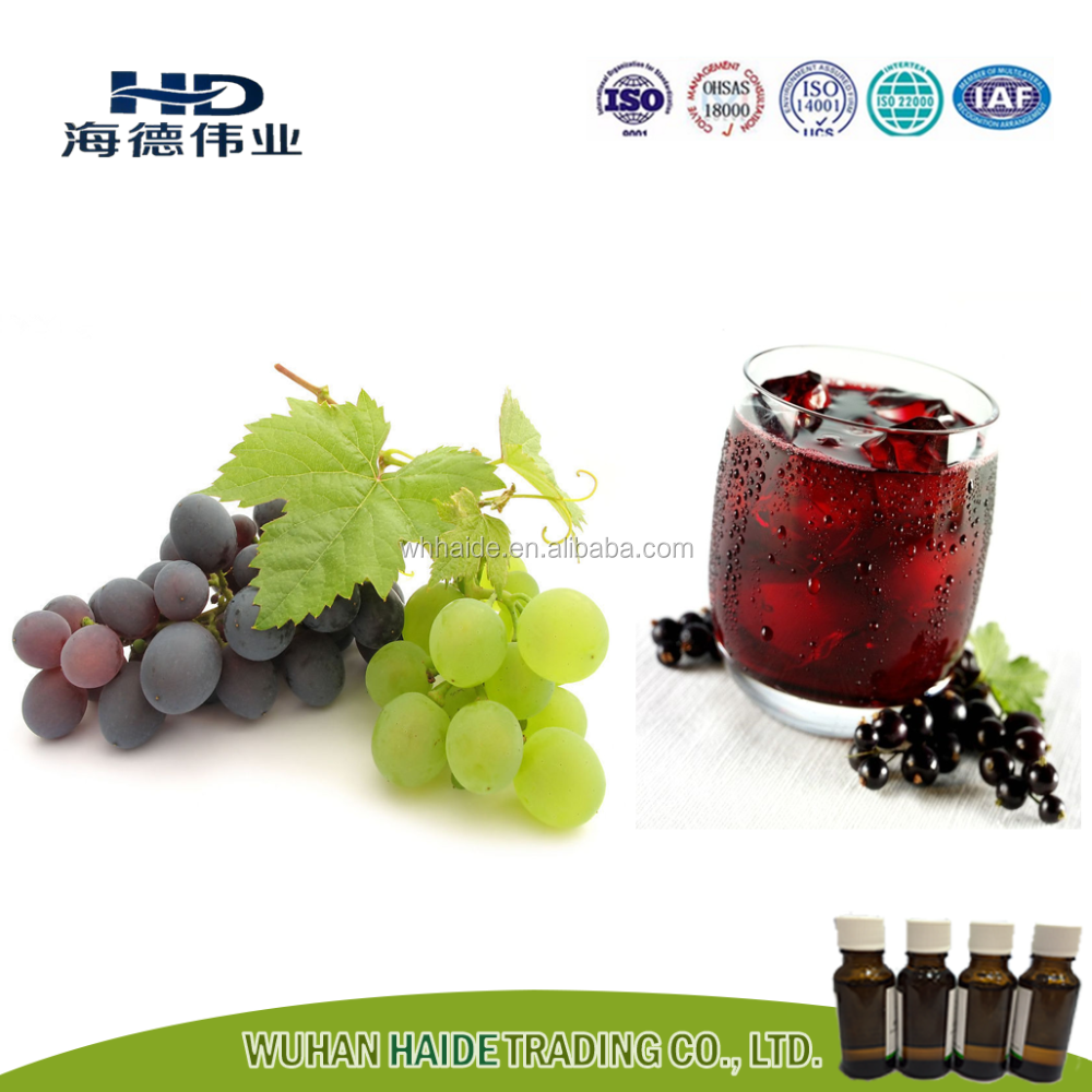 Food grade grape flavor artificial flavors for beverage,candy,bread biscuits and cake