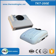 TKT-200E electrical 1235W van refrigeration units cargo
