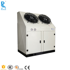10HP Air Cooled Condenser refrigeration condensing unit