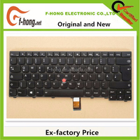 Genuine Original New German keyboard for IBM Lenovo Thinkpad T440S backlit keyboard Tastatur 00HW849 04X0151 04X0113