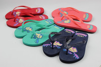 Beach Use and Flip Flops Style cheap colorful fashion flip flops