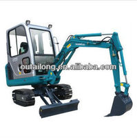 Sunward mini compact small excavator SWE18B with 910kg With EPA