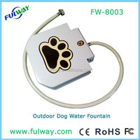 Newly Automatic water fountain feeder for pet dogs