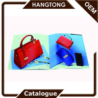 Coloring Bags/Handbags catalogue Printing in China