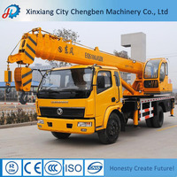 Chinese Hydraulic Arm Crane for Trucks with Powerful Engine/Top Quality Gear