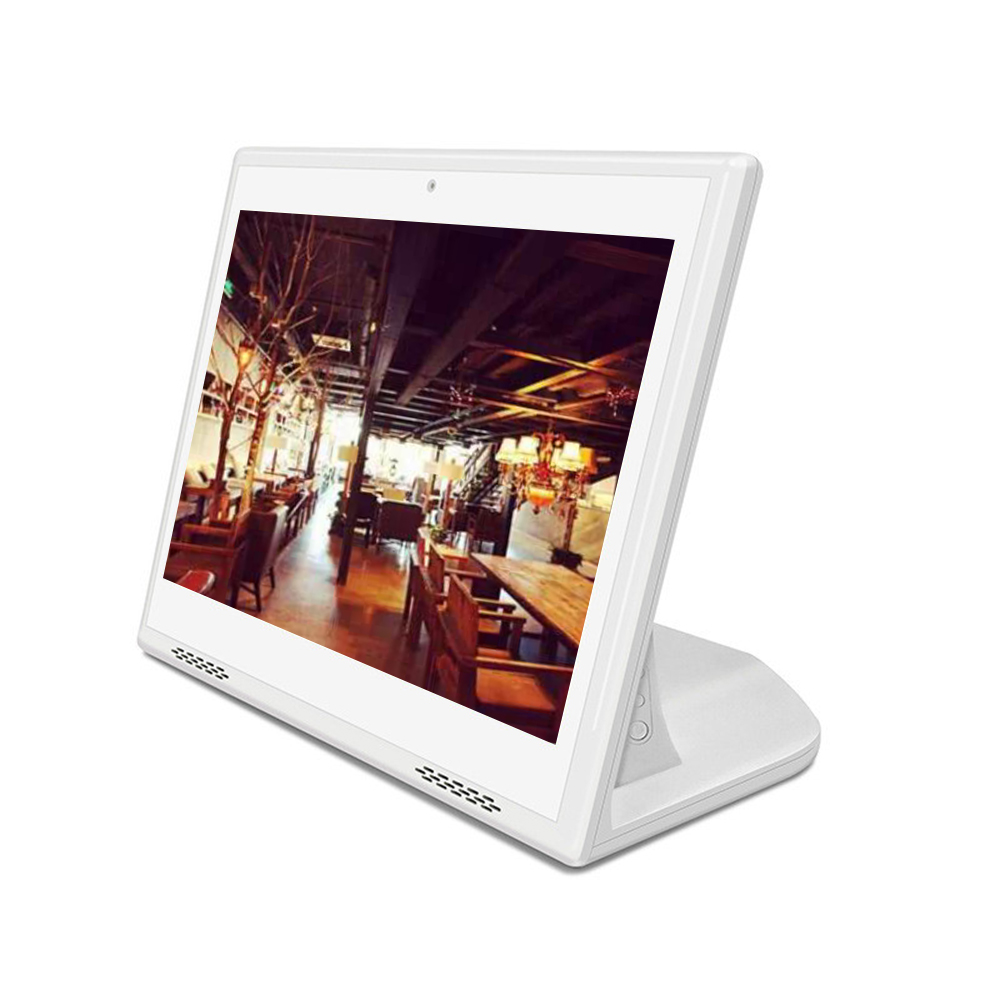 Restaurant Tablet Pc 10-inch Type L ALL IN ONE Touch Screen WIFI RJ45 Android Tablet With Ethernet Port Advertising Player