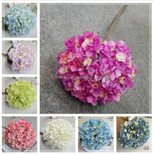 300-501-800 factory direct high end silk flowers for wedding decoration wholesale artificial hydrangea flowers