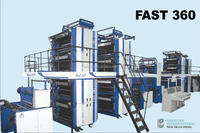 FAST-360 WEB OFFSET ARCH TYPE PRINTING MACHINE
