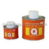 Transparent PVC/ABS PIPE Cement/Pipe Glue