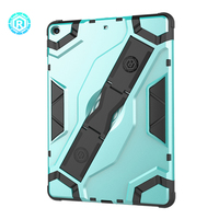 2018 new designs hybrid tpu case cover for ipad 5/ air flip cover case for tablet