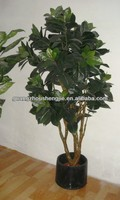 Safe and durable artificial oak tree with happy price