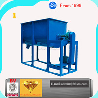 Factory direct sale ! 1000L manual discharging horizontal high output powder mixer/dry powder mixing machine