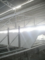 gypsum board production line with the latest production technology