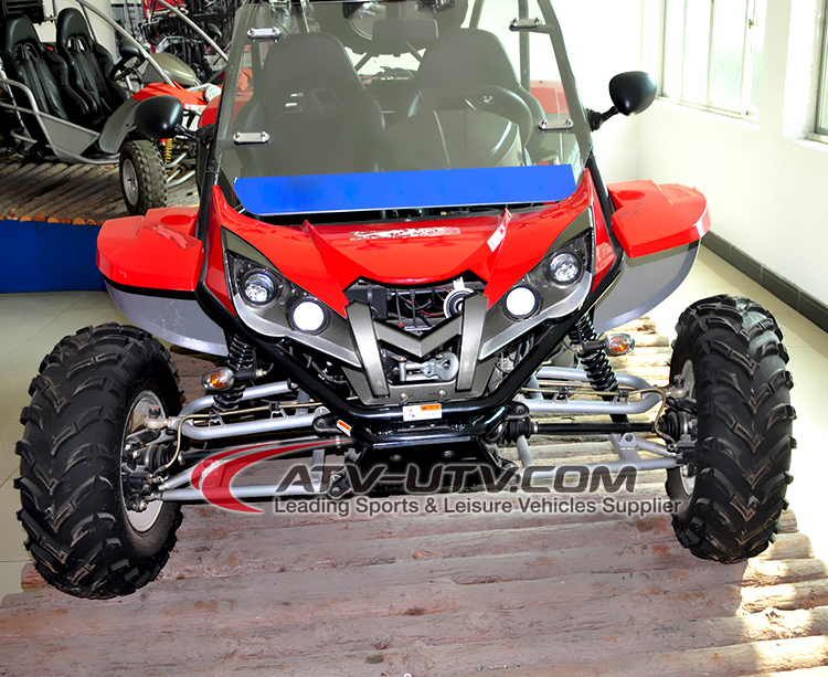 4x4 style UTV new buggy with 4 stroke- gas engine for go kart