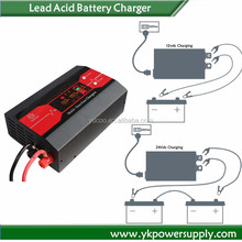Hot Selling 12v / 24v 100ah battery charger dynamo charger