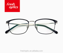 10021 cheap stock metal optical frames good quality glasses metal Frames