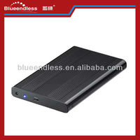 2.5'' USB2.0 SATA HDD Enclosure Internal Alumium Cover