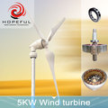 low rpm wind turbine generator