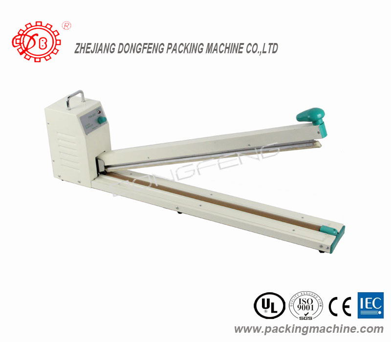 long plastic bag alluminum sealer impluse sealer FRN-600