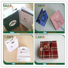 Hot Sale Custom Kraft shopping Gift paper Bag