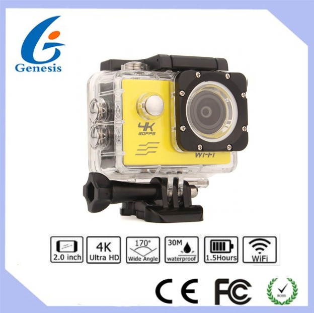 1080P 30FPS Video WIFI 1080P 4k action camera FHD Action Camcorder