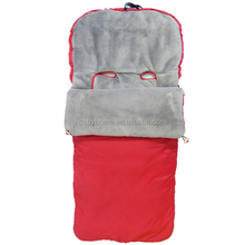 Envelope fashion stroller high quality baby sleeping bag