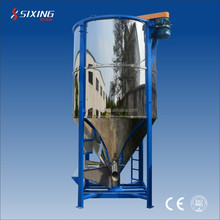 vertical plastic mixer for rubber&plastic granules blending