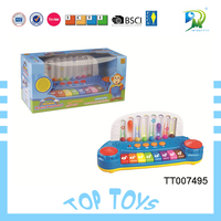ABS Plastic Musical Toy electronic organ for kids with EN71