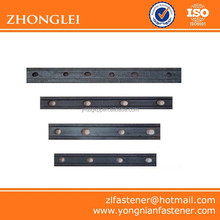 Railway Fish Plate for Fastening Rail