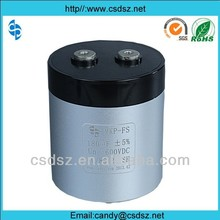 3000uf 2000v electrolytic capacitor in winder power with ISO9001 approved