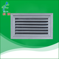 hvac single blades stainless steel grille return air diffuser