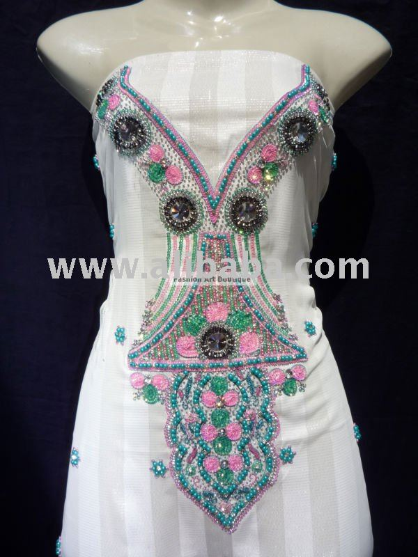 Embroidery Dresses