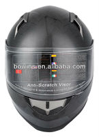 one sun block visor motorcross helmet in winter