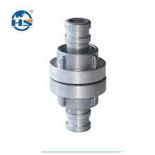 Professional german type coupling factory alum and brass material