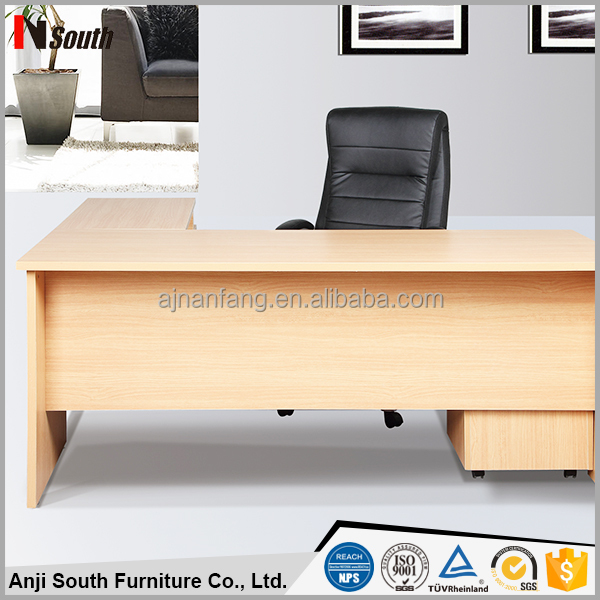 Popular good quality office furniture executive desk manager table for sale