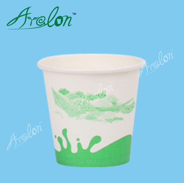 Disposable PLA Advertising tasting Paper Cups