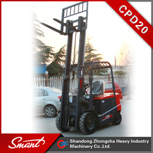 CPD25 good look and quality forklift with big power easy operation