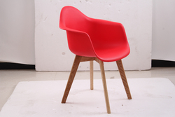 Best sale chair with arms,beech wood legs