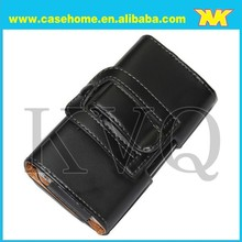 PU Leather Belt Clip Case For Samsung note2/note3/note4 ,Universal Belt Clip Case for Samsung