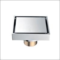 Heavy 4 inch bathroom and toilet conceal tile insert shower floor drain