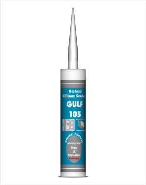 AMI 105 HIGH PERFORMANCE SILICONE SEALANT (UNIVERSAL)