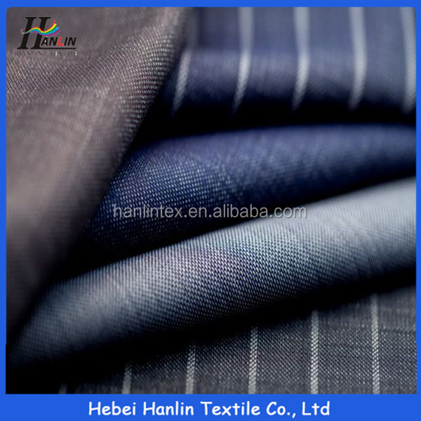 Bottom Price Basic 230grams Tr Solid Men's Fabric for Suiting/65%polyester 35%viscose Tr Antistatic Suiting Fabric