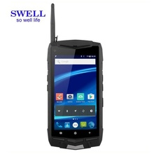 LTE IP68 Rugged Phone 4G LTE logistic warehouse