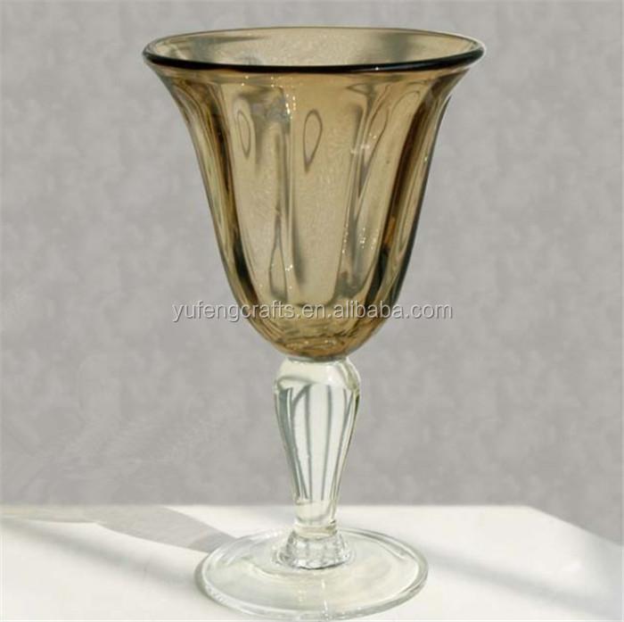 Giant Wine Glass Vase Fiber Glass Vase Buy Giant Wine Glass Vase