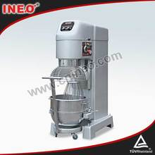 80L Mixing Bowl 4Kw Power 1 Trolley Electric Mixer/Egg Mixers Machine/Planetary Cake Mixers